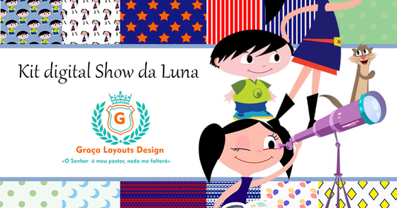 Cover - Kit digital Show da Luna