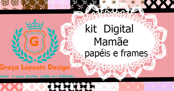 Cover - Kit digital mamãe