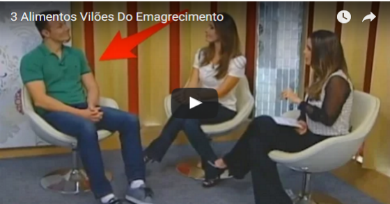 Cover - Video 3 Vilões do emagrecimento