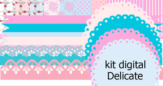 Cover - Kit digital Delicate