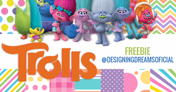 Cover - KIT DIGITAL TROLLS PAPEIS + PERSONAGENS