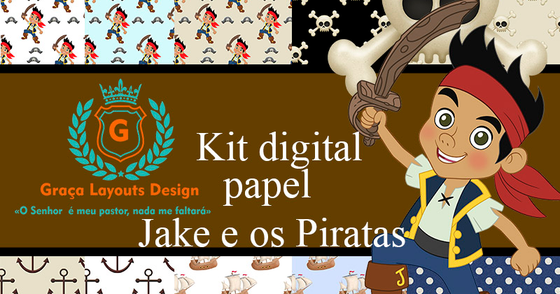 Cover - Kit Jake eos Piratas