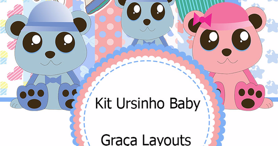 Cover - Kit Digital Ursinhos Baby