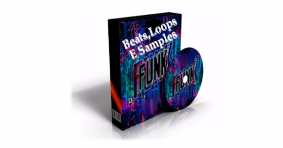 Cover - Beats,Loops e Samples de Funk - Pack 01