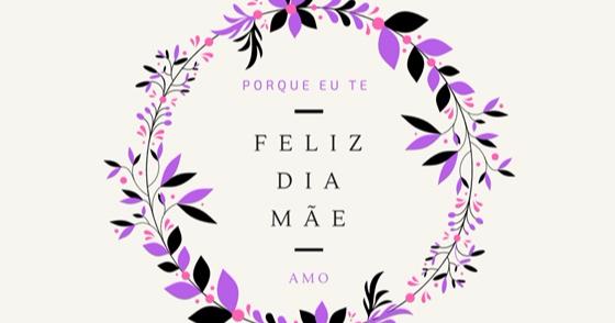 Cover - Cartão especial para o dia das Mães