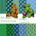 Thumb - Kit digital Hulk
