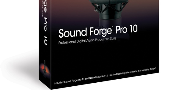 Cover - Sony sound forge pro 10 - + Crack