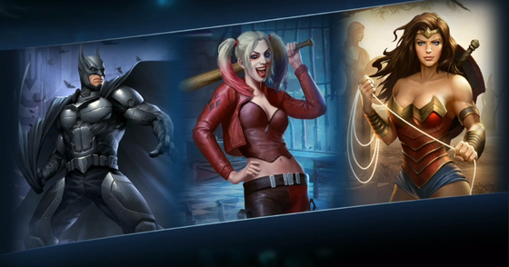 Cover - Injustice 2 (apk)