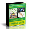 Thumb - Ebook Gratuito Como ter uma Renda Extra Trabalhando em Casa