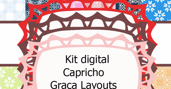 Cover - Kit papéis Capricho