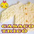 Thumb - Casaco de bebê em Tricô