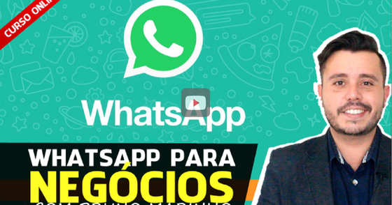 Cover - Curso WhatsApp Marketing