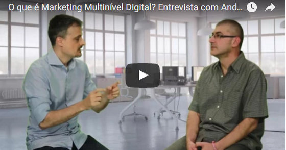Cover - [Vídeo Revela] Descubra o que é Marketing Multinivel Digital!!!
