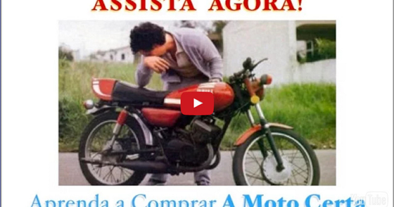 Cover - Motos de Leilao Baratas - Como Comprar Motos Usada