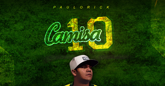 "Cover - "" CAMISA 10 "" - Paulorick ( Disco Completo )"