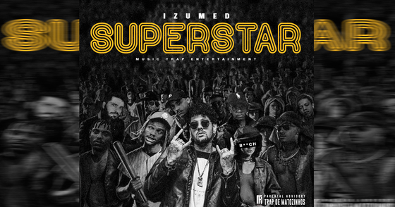 Cover - Izumed - $uper$tar (Full Mixtape)