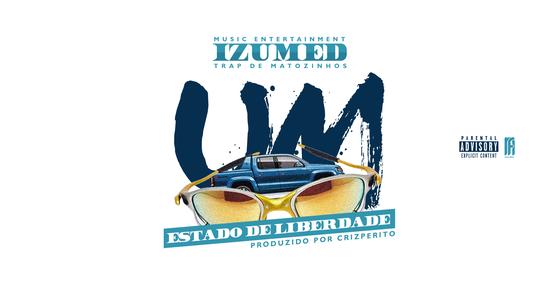 Cover - Izumed - Estado de Liberdade (Prod. Crizperito)