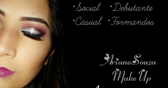 Cover - ArianeSouza-MakeUp