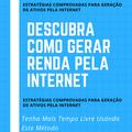 Thumb - Como Gerar Renda Extra Pela Internet| Renda Adicional Online
