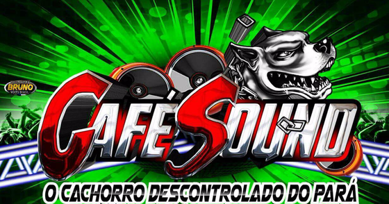 Cover - DJ LED E  MC BIEL BH - CAFÉ SOUND O CACHORRO DESCONTROLADO