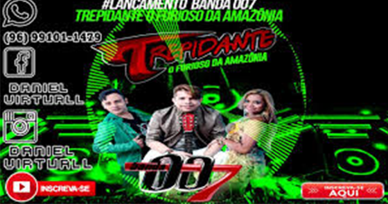 Cover - (ACHORRA) BANDA 007 - TREPIDANTE