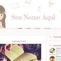 Thumb - Layout Vintage Doll (Morena)