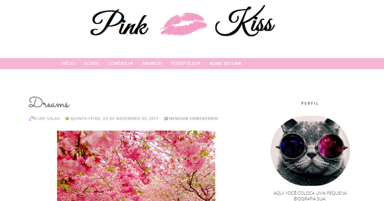 Cover - Template, layout, tema responsivo para Blogger