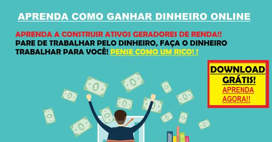 Cover - E-book - Como ganhar dinheiro online