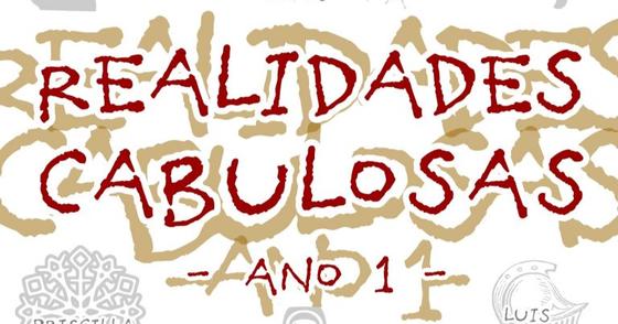 Cover - Realidades Cabulosas - Ano 1 em EPUB