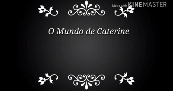 Cover - o mundo de caterine