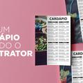 Thumb - Como criar um cardápio no Illustrator (Arquivos)
