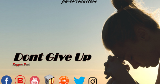 Cover - Dont Give Up