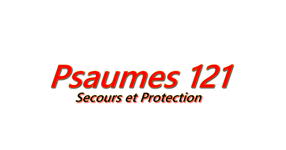 Cover - Psaume 121