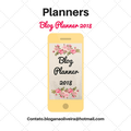 Thumb - Blog Planner 2018 (Ana Designer Exclusivo)