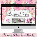 Thumb - Layout Free - Flower is the new black