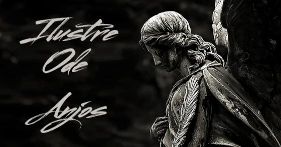 Cover - Ilustre Ode - Anjos - 2010