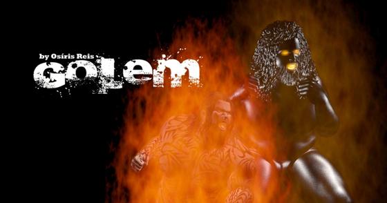 Cover - Golem – 1ª Temporada – Capítulo 13