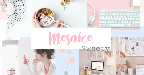 Cover - Freebie: Instagram mosaico sweety